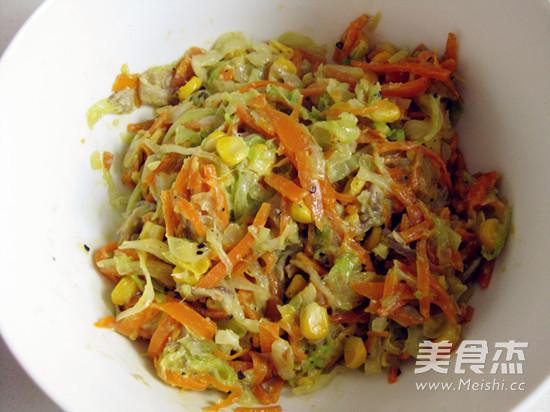 绿咖喱鸡肉卷怎么煮