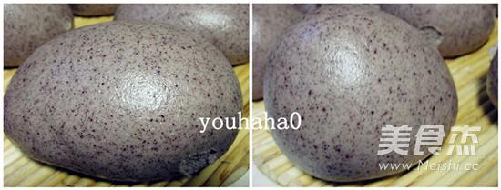 紫米馒头怎么煮