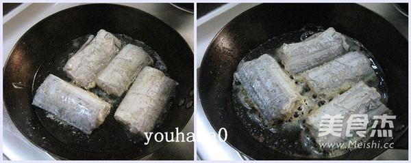 酥煎带鱼的简单做法