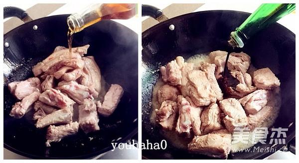 黄豆莲藕排骨汤的简单做法