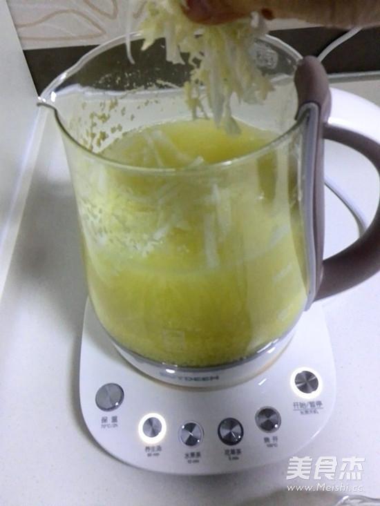 海参小米粥的简单做法