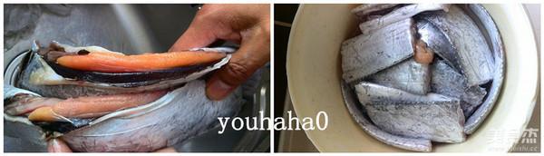 酥煎带鱼的做法图解