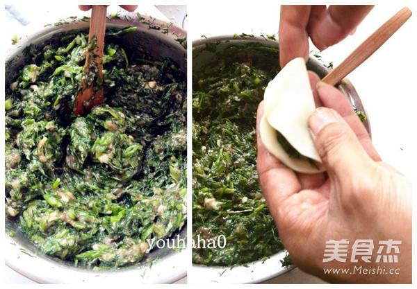 茴香饺子怎么吃