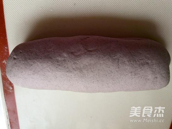 紫米馒头的家常做法
