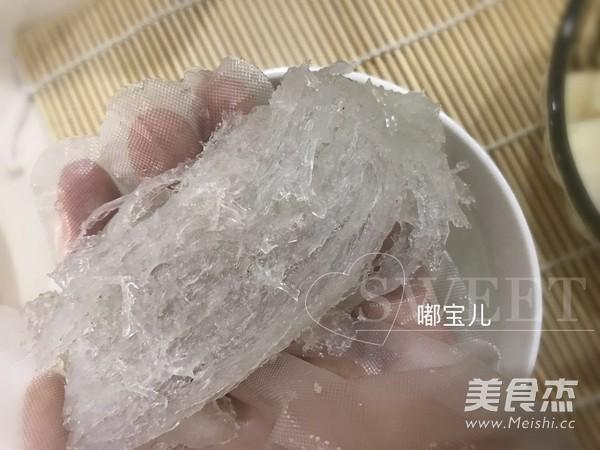 冰糖雪梨炖燕窝的做法图解