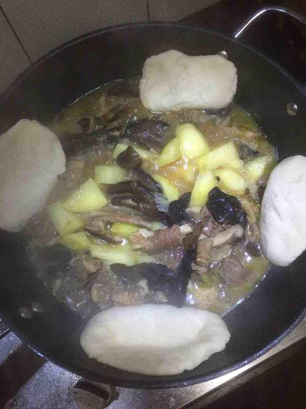 苏北地锅鸡怎么煮