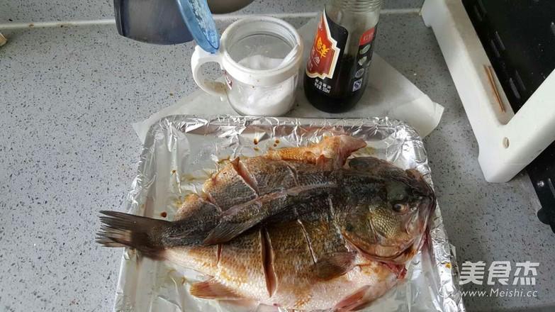 风味烤鱼的做法图解