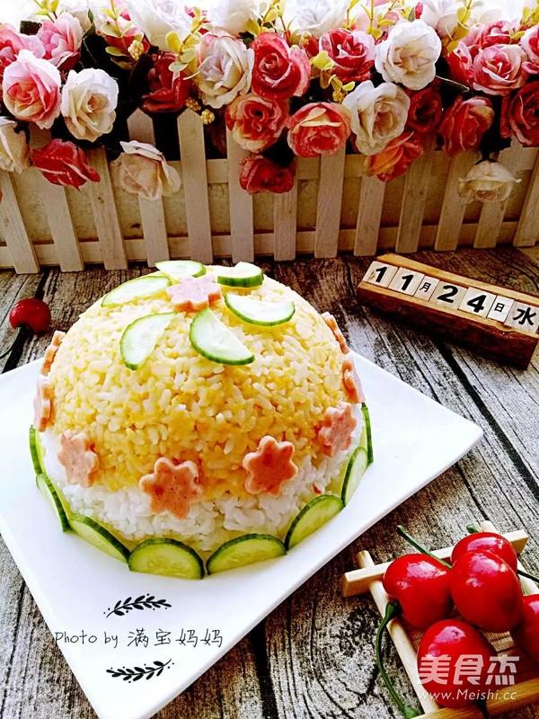 花式米饭怎样做