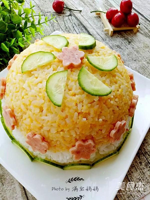 花式米饭怎样煸