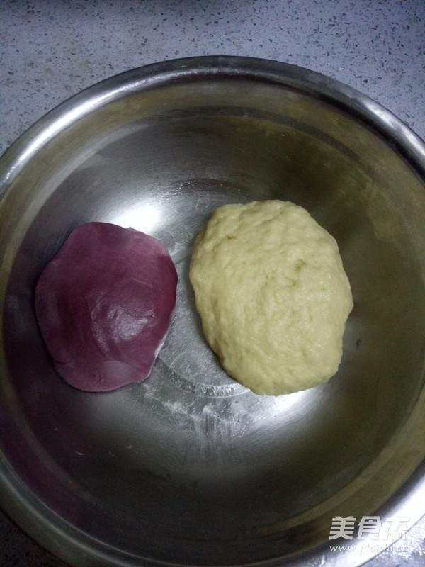 紫薯豆沙酥怎么吃