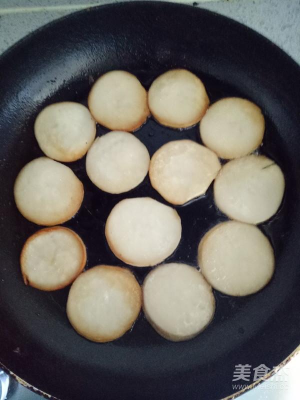 椒盐味干煎杏鲍菇怎么吃