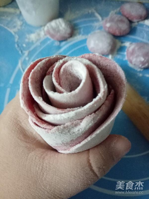 豆渣红玫瑰馒头怎样煮