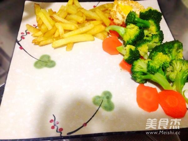 香煎黑椒牛排的简单做法
