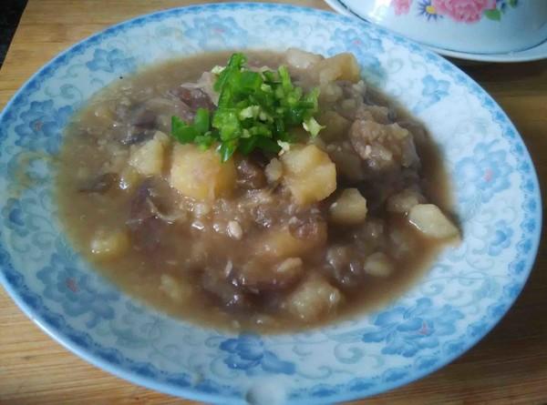 东北土豆炖茄子怎么做