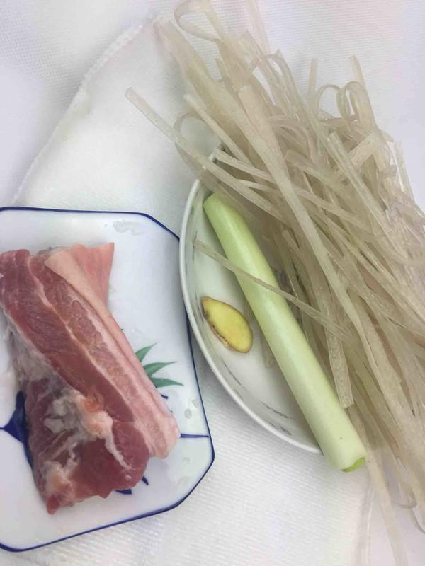 猪肉炖粉条的做法大全