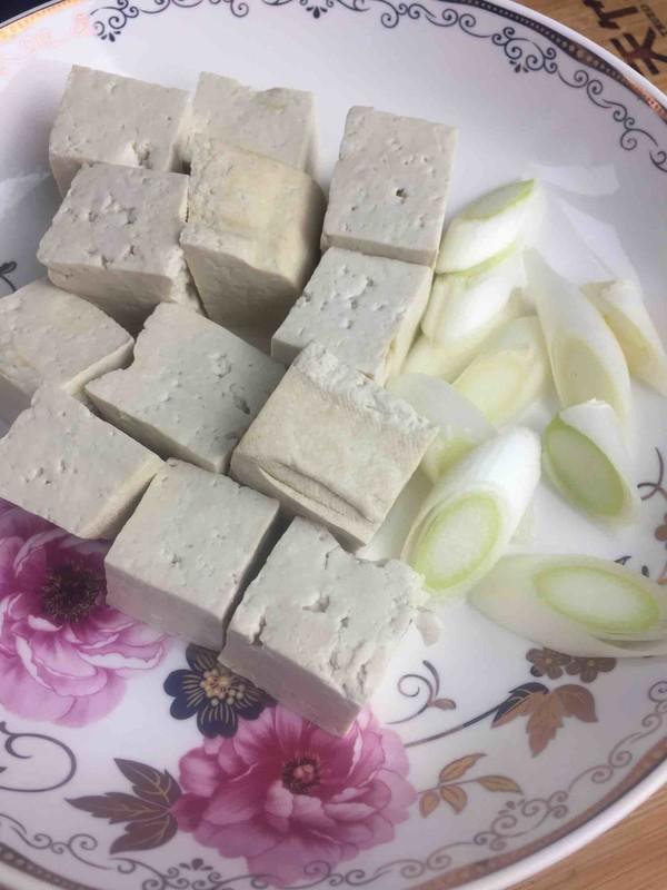麻辣豆腐的家常做法