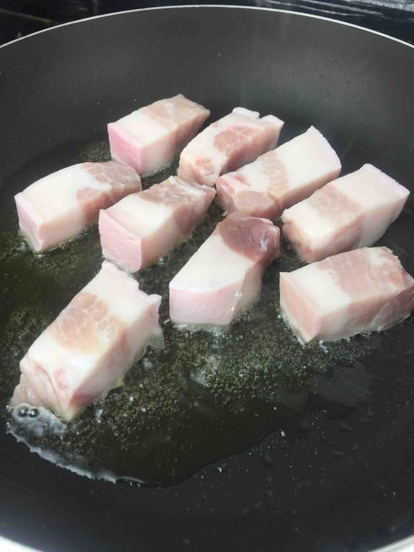 春笋尖焖肉的简单做法