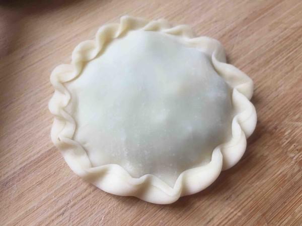 猪肉白菜馅饼的简单做法