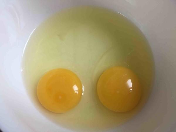 西瓜皮鸡蛋汤的步骤