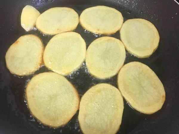 孜然土豆片怎么做