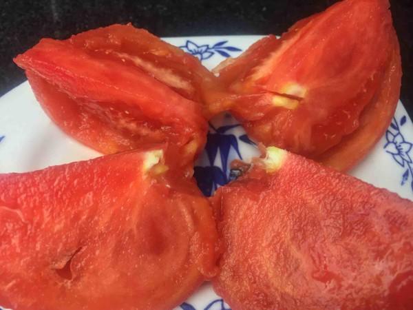 番茄炖豆腐怎么炒