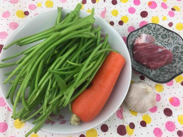 猪肉炒红薯梗的做法大全