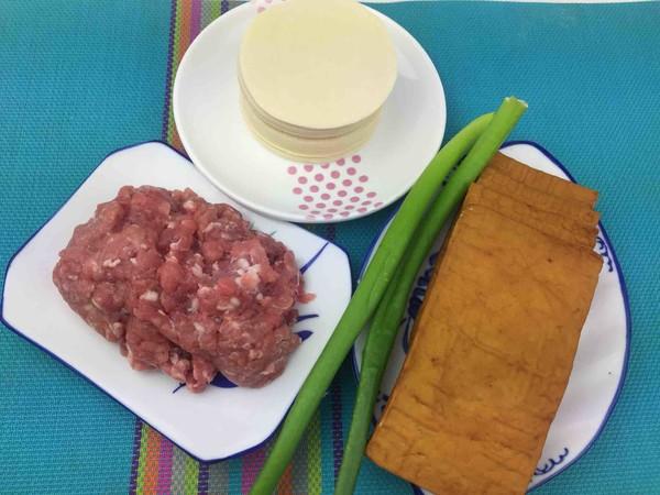 豆干猪肉馅饺子的做法大全