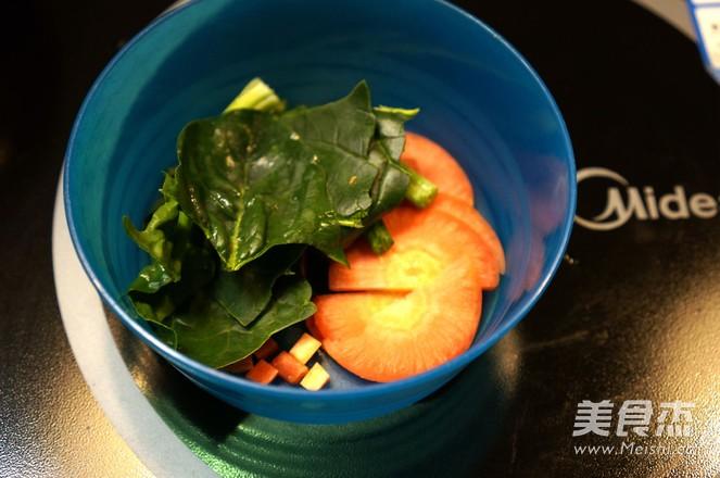 蔬菜鸡蛋饼的简单做法