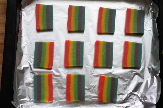 彩虹饼干怎样炖