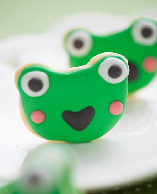 青蛙饼干的做法大全