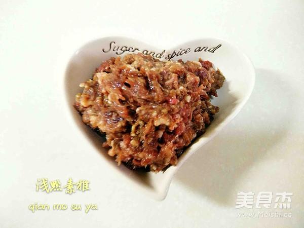 口蘑烤牛肉的简单做法