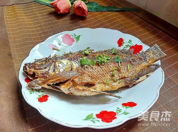 香煎罗非鱼的简单做法