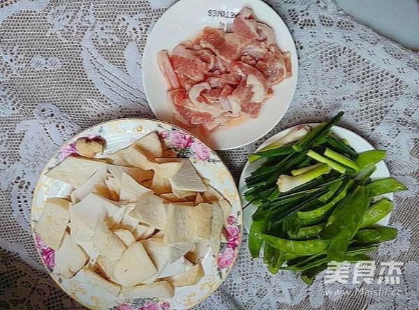 里脊肉杏鲍菇炒荷兰豆的做法大全
