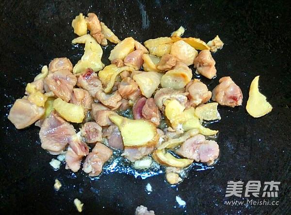 咖喱鸡肉土豆的做法图解