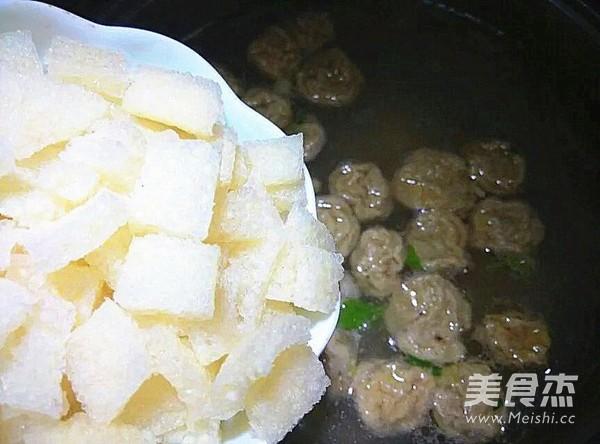 马蹄鱼腐蛋花汤的家常做法