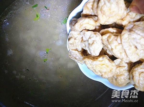马蹄鱼腐蛋花汤的简单做法