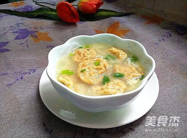 马蹄鱼腐蛋花汤怎么煮