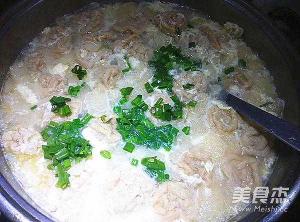 马蹄鱼腐蛋花汤怎么炒