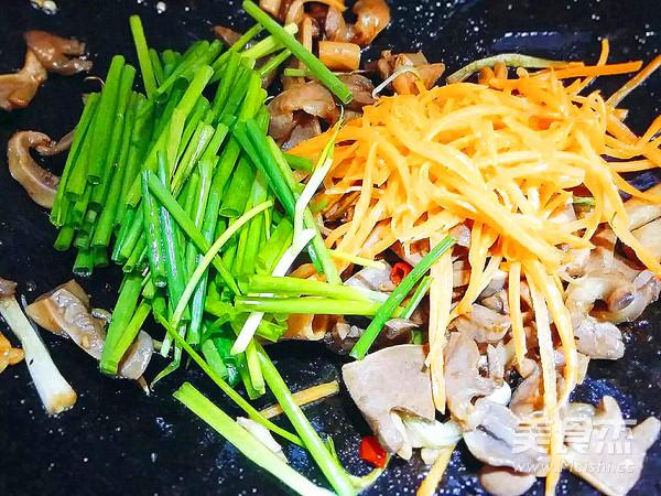 杂蔬炒鸭胗怎么吃