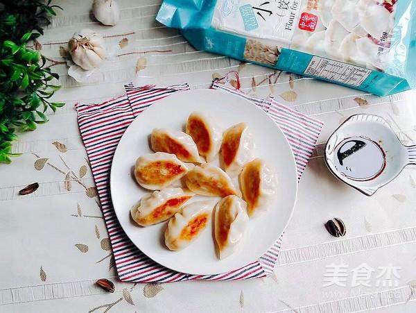 三鲜小煎饺怎样煸