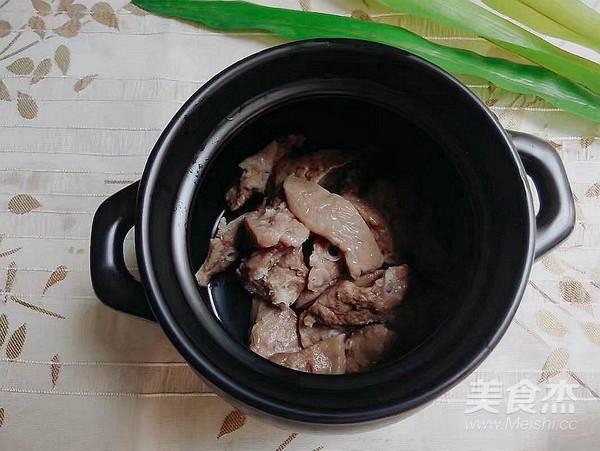清补猪肺汤的做法图解