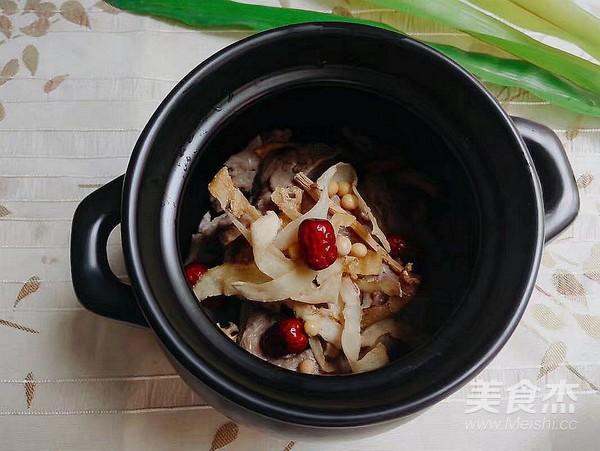 清补猪肺汤的家常做法