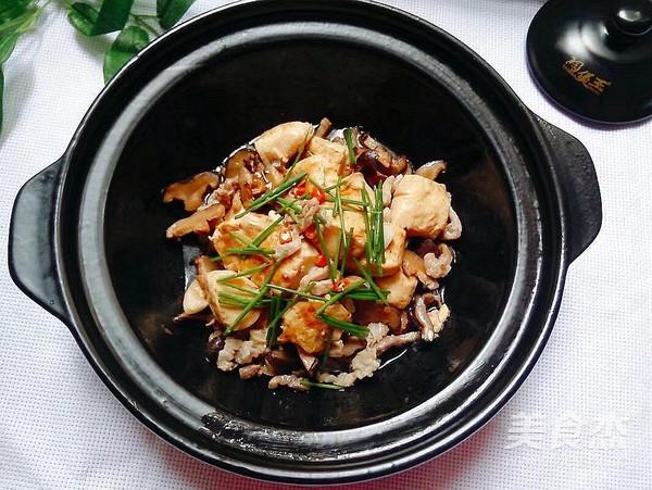 三鲜日本豆腐怎么炒