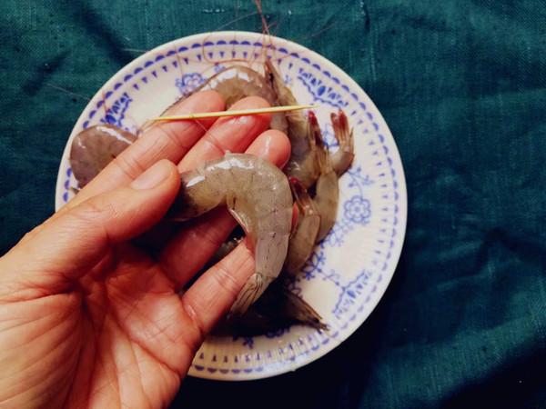 白灼虾的做法图解
