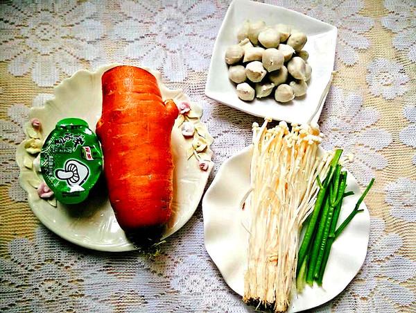 菌菇蔬菜粥的做法大全