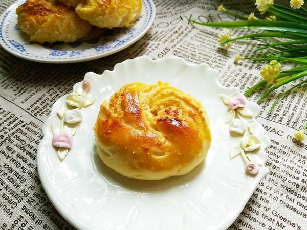 椰蓉面包怎样做