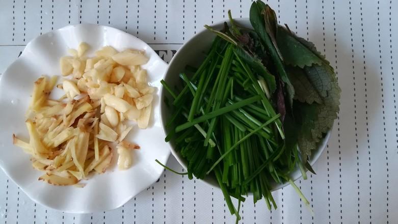 韭菜炒花甲的做法大全