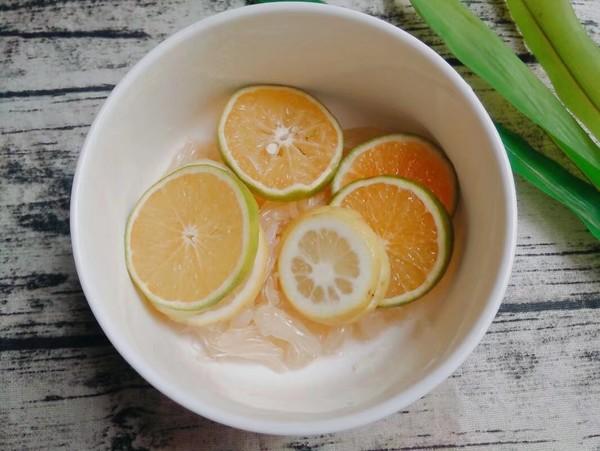 柚子茶的简单做法