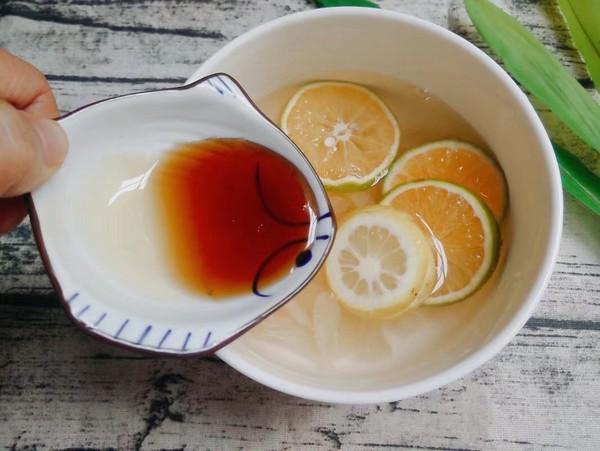 柚子茶怎么吃