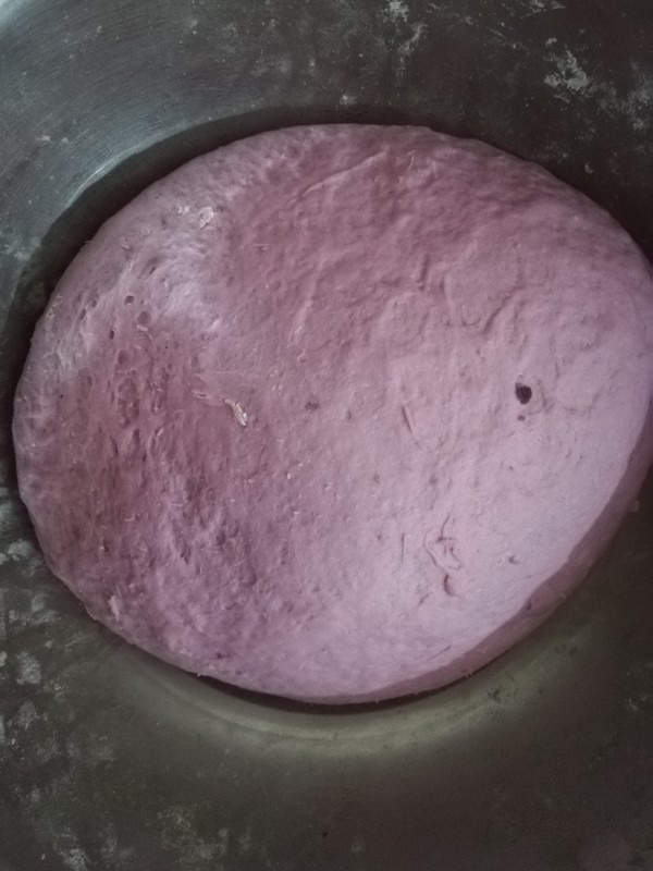 紫薯馒头怎么做